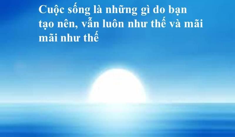 Cuoc song do ban tao nen