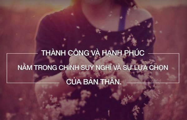 thanh cong va hanh phuc